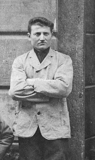 Mr. Giuseppe Cimbali